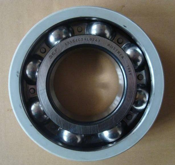 160 mm x 290 mm x 48 mm  NKE NUP232-E-MA6 cylindrical roller bearings