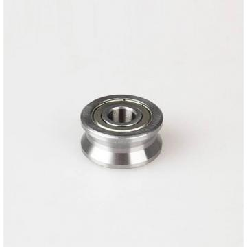 127 mm x 196,85 mm x 42 mm  Gamet 164127X/164196XP tapered roller bearings