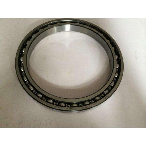 30 mm x 55 mm x 13 mm  FAG HCB7006-E-2RSD-T-P4S angular contact ball bearings #2 image